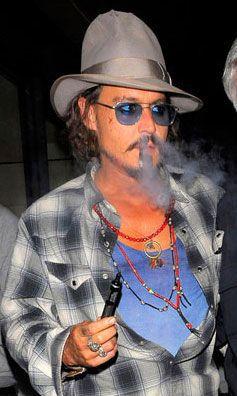 vape sài gòn Johnny Depp