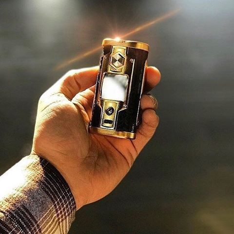 SXmini G Class Luxury Golden Limited Edition 200W TC Box MOD 8 vapesaigon