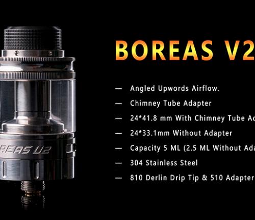 Augvape Boreas V2 RTA 6-vapesaigon