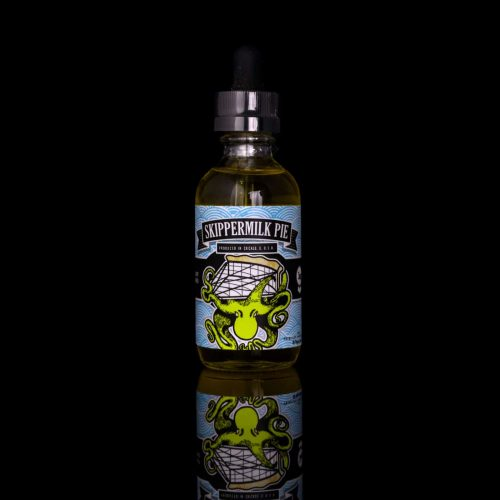 Skippermilk Pie by Primitive Vapor E-Liquid (60ml) - vapesaigon.net