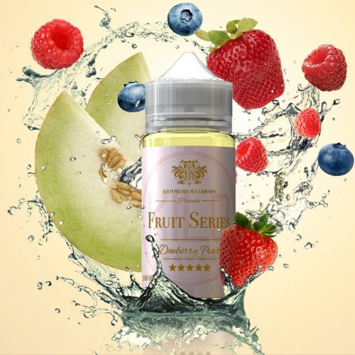 KILO Fruit Series E-Liquids - Dewberry Fruit 2-vapesaigon