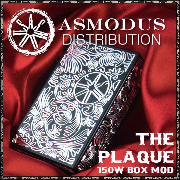 asMODus Plaque 150W Box Mod11-vapesaigon