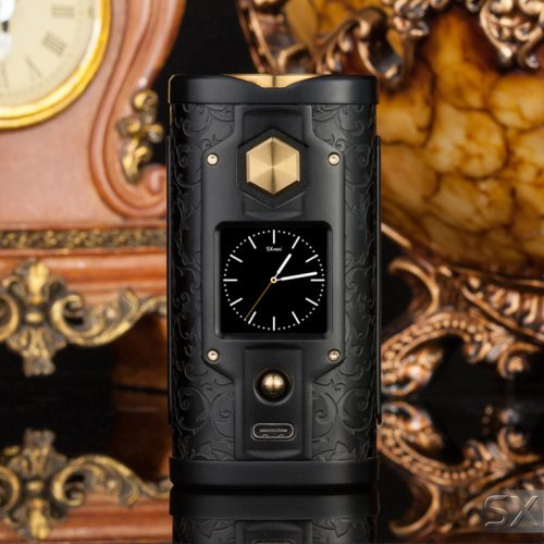SXmini G Class Black/Golden Limited Edition - vapesaigon