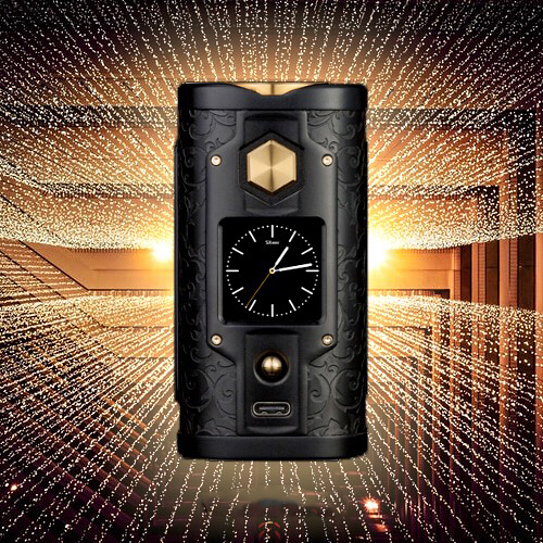 SXmini G Class Black/Golden Limited Edition 2 - vapesaigon