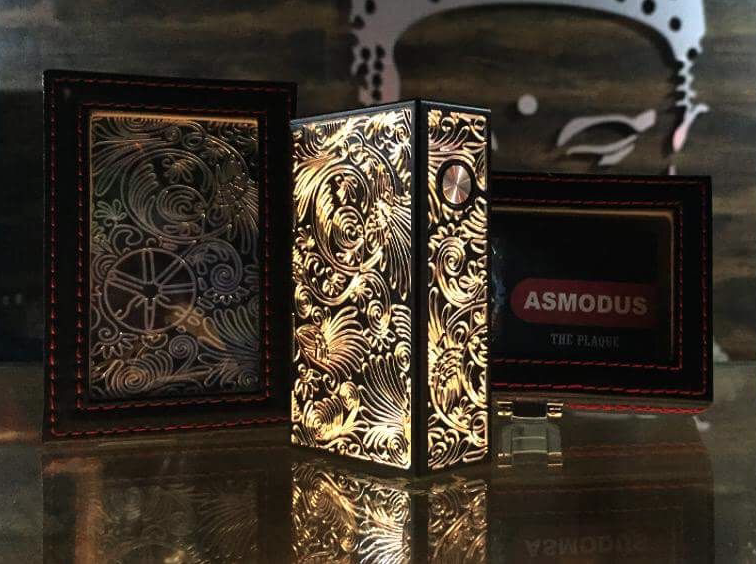 asMODus Plaque 150W Box Mod12-vapesaigon