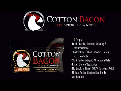 Cotton Bacon Prime 4-vapesaigon