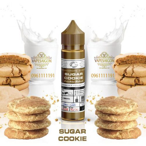 Cinnamon Sweet Sugar Cookie -vapesaigon