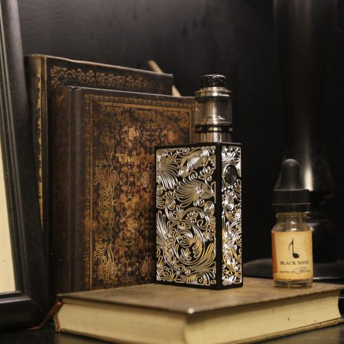 asMODus Plaque 150W Box Mod with Boreas V2 Rta-vapesaigon