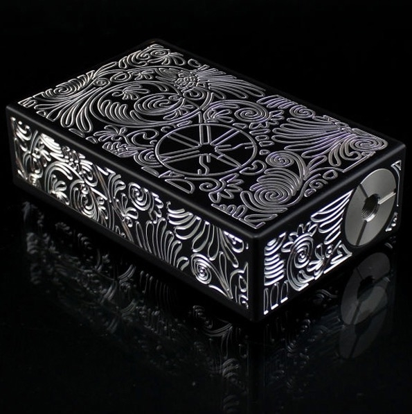 asMODus Plaque 150W Box Mod6-vapesaigon
