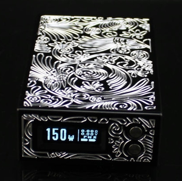 asMODus Plaque 150W Box Mod5-vapesaigon