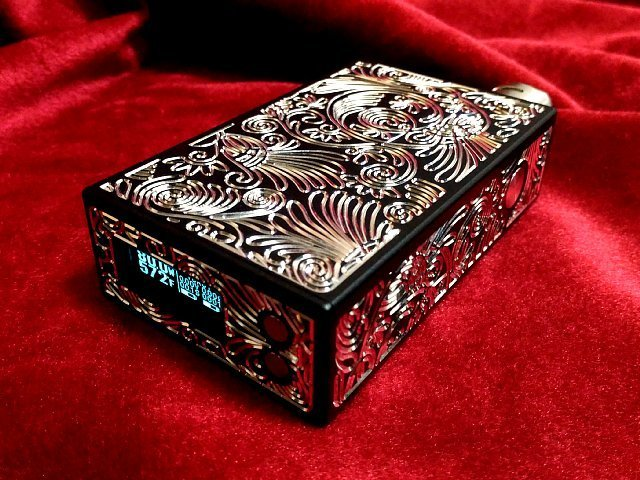 asMODus Plaque 150W Box Mod1-vapesaigon