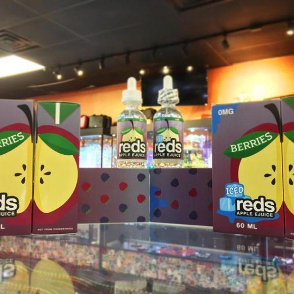 Berries Reds Apple E-Juice by Vape 7 Daze 60mL USA - vapesaigon