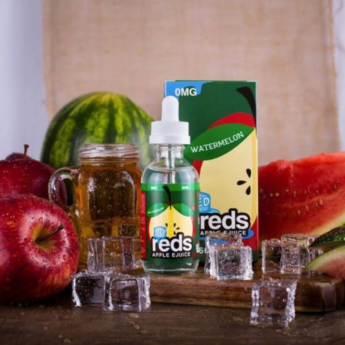 Watermelon ICED Red's Apple-vapesaigon