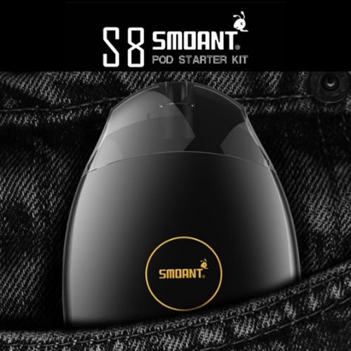 Smoant S8 Pod Starter Kit 6- vapesaigon