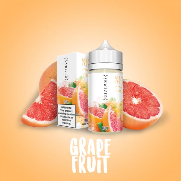 Grap Fruite iced by Skwezed e liquid - 100ml