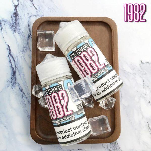 Tinh dầu mỹ Ice Grape 1982