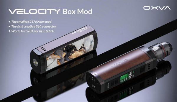 OXVA-Velocity-Kit-100W